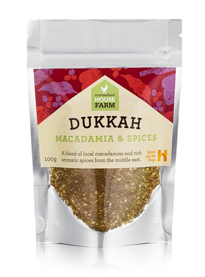 Dukkah with Macadamia and Spices