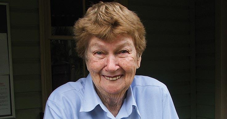 Shirley Oag OAM